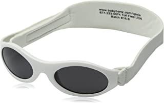 baby banz 儿童防紫外线太阳镜探索系列 白色0-2岁