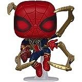 Funko Pop! 漫威 复仇者联盟 钢铁蜘蛛侠 戴纳米手套