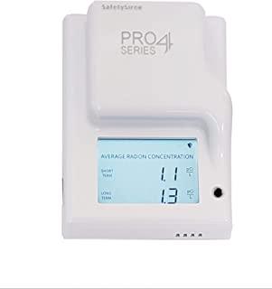 SafetySiren Pro4 系列 空气监测仪(4代)-自1993年以来一直是家庭Rad气检测的领导者,美国制造-美国版pCi/L