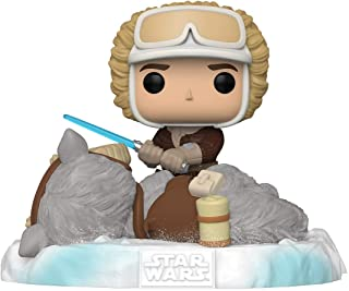 Funko POP!豪华星球大战:Echo Base 战斗系列 - Han Solo 和 Tauntaun,亚马逊*,6 人图 2