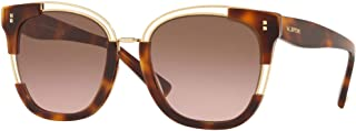 Valentino 0VA4042 Havana Gold/Gradient Brown Violet 单一尺寸