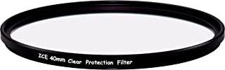 ICE 40 毫米超薄透明保护滤镜 光学玻璃 40