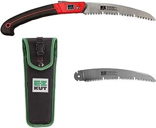 EZ Kut Wow 锯,刮刀和替换刀片 11 英寸(约 27.9 厘米),*和黑色