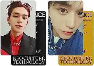 AmazingK NCT 2020 *二张专辑共振 Pt.2 官方照片卡 2 版出发版 Kpop (卢卡套装_2 件)