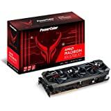 PowerColor Red Devil AMD Radeon RX 6700 XT 游戏显卡,带 12GB GDDR6…