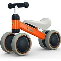 Avenor Baby 平衡自行车 - 婴儿自行车适用 6-24 个月,坚固的平衡自行车适合 1 岁,非常适合*辆自行车…