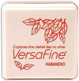 Tsukineko 小尺寸 VersaFine 即时干燥颜料墨水 Habanero