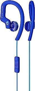 Skullcandy SCS4CHY-K608 Chops Flex 运动耳塞,带麦克风 - 宝蓝色/漩涡