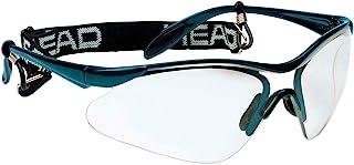 HEAD 壁球护目镜 - Rave 防雾防刮防*镜,带可调节肩带