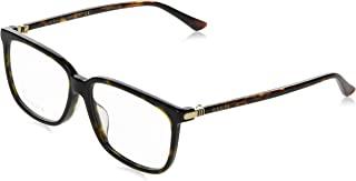 GUCCI 古驰 眼镜 伊达眼镜 0295OA 002 亚洲款 男款 0295OA-002 日本 58,15,145 (FREE サイズ) [平行进口商品]