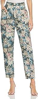 Rebecca Taylor La Vie 女士 Fleur Foret 裤子 锌组合 尺码 26