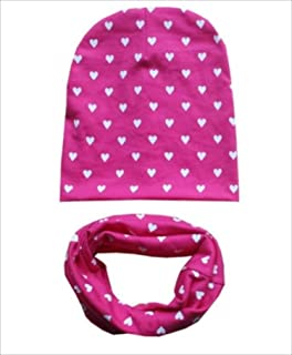 micia luxury 2件套 儿童 棉质围脖 heart rose