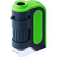 RAYMAY 藤井 显微镜 手持 ZOOM 绿色 RXT203M