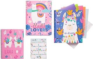 ERIK - Llama Lover 文具学校套装(6 件)