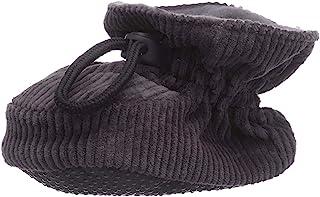 Melton Booties 棉质灯芯绒,Hausschuh - Krabbelschuh,女婴短靴
