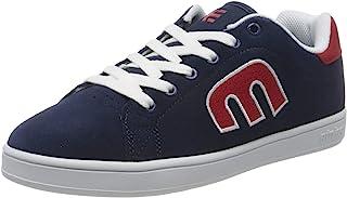 Etnies 中性儿童 Calli-Cut 滑板鞋