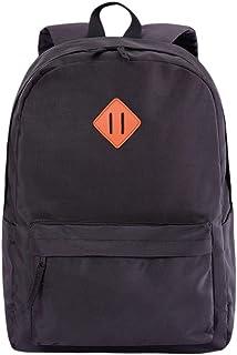 幼儿园背包幼儿园小童幼儿学校背包,适合男孩和女孩,带胸带(16 英寸(约 40.6 厘米)黑色)