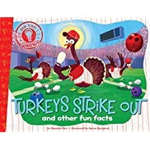 Turkeys Strike Out: and other fun facts (Did You Know?) (English Edition)