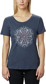 Columbia 哥伦比亚 女式 Forest Park 短袖 T 恤