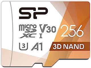 Silicon Power microSD 卡 2019年版 [Amazon.co.jp限定]SP256GBSTXDU3V20AB  256GB