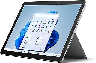 Microsoft 微软 Surface Go 3,10 英寸 2 合 1 平板电脑(英特尔奔腾金,4 GB 内存,64 GB eMMC,Windows 11 家庭版S)