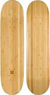Bamboo Skateboards 空白滑板板 - POP - 强度 - 可持续性