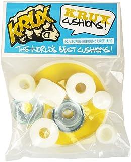 KRUX 滑板衬套 Worlds Best Cushions 92A 白色 适用于 2 辆卡车