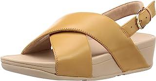 fitflop 交叉 后系带凉鞋 女士 K52-553