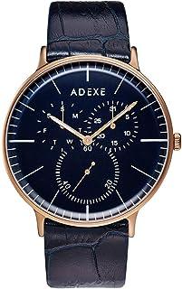 ADEXE 手表 ADEXE2指针石英表 多功能 1868A-10-JP19JN 【正规进口商品】