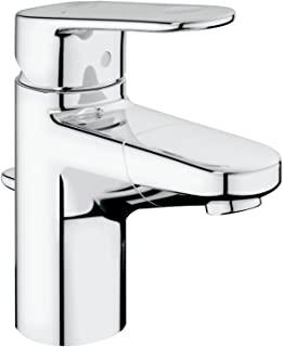 GROHE 高仪 Europlus 浴室龙头-单把面盆龙头,伸出式水嘴 33155002,S号镀铬