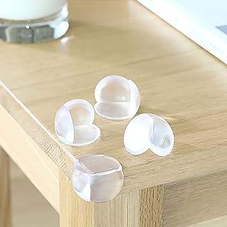 PeiPeiPei 8 件装婴儿边角护具(球型) - 婴儿防护透明边角护具 - 儿童防护边角护罩 - 婴儿*护角