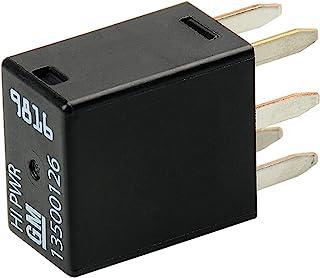HONGYETAJA 4 件装 13500126 OEM GM 5 端子主高功率多功能继电器兼容 D1780C 19116058