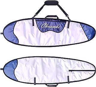 """Chuanke 桨板便携包,适用于户外冲浪板收纳包,长板包,5'2"""",6'0"""",7'5'',8'2''"""