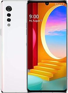 LG Velvet 5G(128GB,6GB RAM)6.8英寸OLED,Snapdragon 765,48MP 4K摄像头,US 5G/Global 4G LTE T-Mobile 解锁(AT&T,Metro,Straight Talk,La...