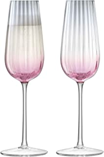 黄昏气球高脚杯 粉色/灰色 250毫升 G1332-09-152