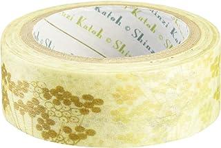 美纹纸胶带 花语系列 FENNEL 赞誉 ks-mt-10354 ×5个套装