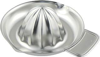 NAGAO 燕三条 挤压器 双口葡萄柚绞汁 柠檬绞汁 18-8不锈钢 业务用 日本制造 レモン用