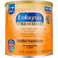 (跨境自营)(包税) Mead Johnson 美赞臣 美版Enfagrow Premium幼儿配方奶粉 2段 567g…