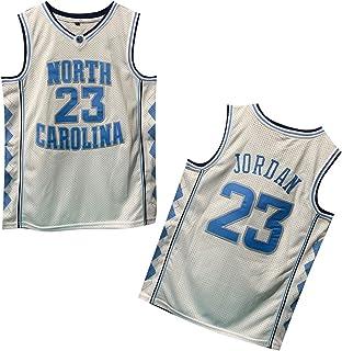 Mandelaf jsha 新大学 23 白色运动篮球运动衫 儿童/青年