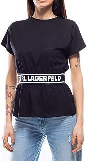Karl Lagerfeld 女士 带商标T 恤