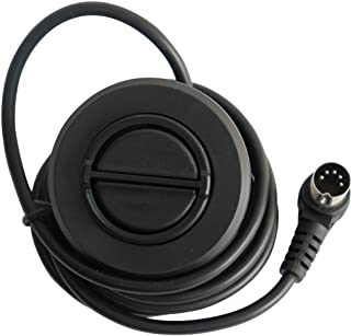 Okin 2 粒扣圆形手控听筒,带 5 针插头固定功率躺椅或升降椅
