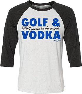 Swing Juice Golf & Vodka 七分插肩袖 T 恤