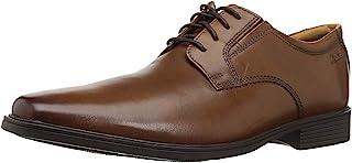 Clarks 男士Tilden Plain德比鞋