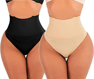Thong Shapewear 收腰腰带收腹内裤女士提臀无缝内裤