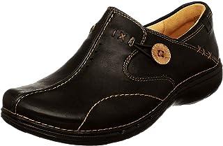 Clarks Unstructured Women's Un.Loop Slip-On Shoe