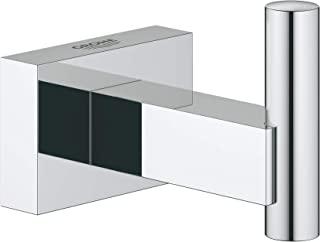 GROHE 高仪 Essentials Cube 浴室毛巾架 浴室配件 40511001,镀铬