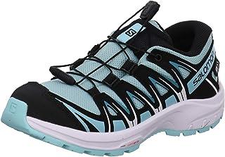Salomon 中性儿童 Xa Pro 3D CSWP J 越野跑鞋