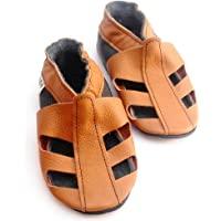 软底皮革婴儿鞋婴儿鞋初学步鞋幼儿鞋