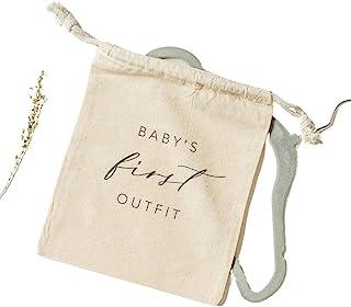 Baby Outfit 新生儿环保*服装存储和保存纪念品