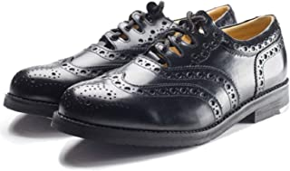 Thistle Shoes - Pipers Ghillie Brogue - 苏格兰短鞋